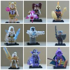 League Of Legends Video Game Toys Use With Lego Action Mini Figures XBox PS4 PC