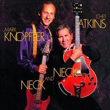 CHET ATKINS MARK KNOPFLER Neck And & Neck 180gm Vinyl LP 2014 NEW & SEALED