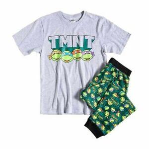 Men's Teenage Mutant Ninja Turtles 'TMNT' Pyjama Set