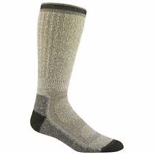 Wigwam Merino Wool Comfort Sportsman Winter Socks F2410 USA Made Large Brown