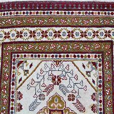 Pont Tapis orient-teppich laine ! Oriental Tapis Tapis Tapis 212x100cm beige
