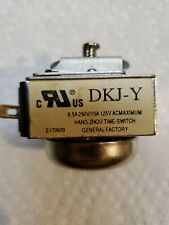 Dkj-Y E170939 15A Delay Timer Switch For Toaster oven Microwave