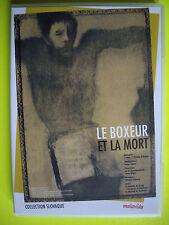 DVD  :   LE BOXEUR ET LA MORT  un film de PETER SOLAN   film en V.O ST francais