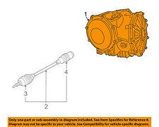 Chevrolet GM OEM 2005 Corvette Rear Axle-Carrier 24234600