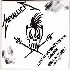 Metallica - Live At Wembley 1992 - CD (3 x Track Australian Card Sleeve)