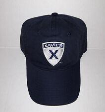 Xavier Musketeers Adjustable Hat Embroidered Cap …