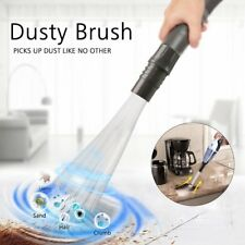 Universal Vacuum Attachment Dust Dirt Remover Brush Cleaner Suction Tube USA