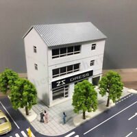 1:150 Outland Building Model N Scale Gauge Scene Story Dress Store Modern House