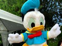 RARE STYLE Vintage Mattel Arcotoys Disney Donald Duck Plush Stuffed Animal Toy