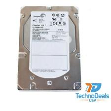 "SEAGATE ST3300657SS 300GB 6G 15K 3.5"" SAS HARD DRIVE (LOT OF 4)"