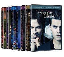 THE VAMPIRE DIARIES - SERIE COMPLETA (35 DVD) SERIE TV WARNER LINGUA ITALIANA