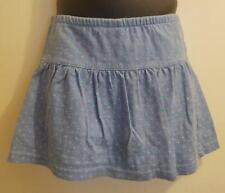 Sale $2.99 Faded Glory Organic Cotton Skort w/Attached Shorts - Girls 3T