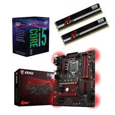 PC Bundle Intel Core i5 8600K+6x@4,30GHz-MSI Z370 Gaming Plus-M.2 - 16GB RAM