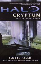 Halo: Cryptum (Forerunner Saga (Halo)),Greg Bear