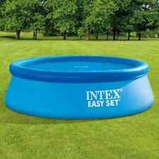 Intex cubierta solar de piscina redonda 244 cm