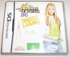 Nintendo DS - Hannah Montana Music Jam game