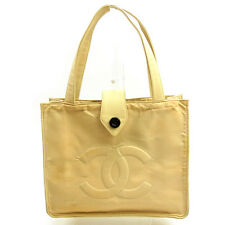 cfb339e60ddc Chanel Tote bag COCO Beige Woman unisex Authentic Used Y6277