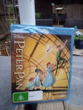 Peter Pan Blu-ray - Region Free brand new unsealed cheapest on ebay