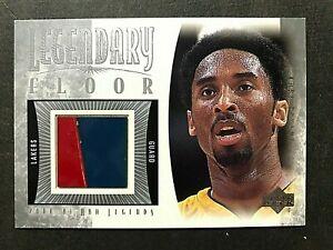2001-02 Upper Deck Legends Legendary Floor #KBF Kobe Bryant (RARE!!! Two Colors)
