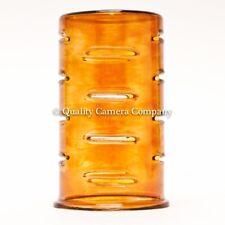 BALCAR Amber Pyrex Shell - BALCAR A-Series Flash Heads - 3200K - NEW OLD STOCK
