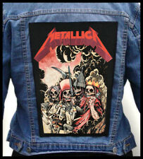 METALLICA - The Four Horsemen --- Giant Backpatch Back Patch