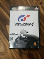 Gran Turismo 4 (Greatest Hits) PS2 New PS2, Playstation 2 Complete w/ Manual