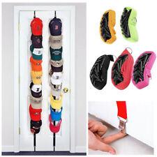 New Baseball Cap Rack Hat Holder Rack Home Organizer Storage Door Closet  Hanger