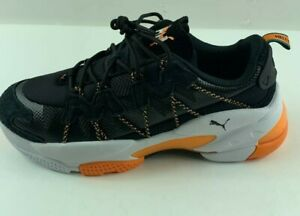 Puma LQD Cell Omega x Helly Hansen Sneakers Casual Sneakers Black Mens Size 9.5