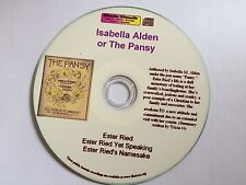 3 Ester Ried Isabella Alden Pansy audiobook MP3/ Digital, Unabridged CD