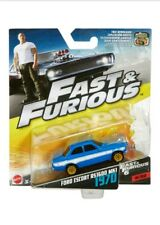 BRAND NEW Fast And Furious 1970 FORD Escort RS1600 MK1 6/32 MATTEL