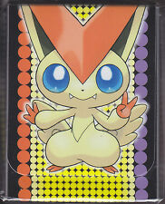 Pokemon Card Official Deck Case Victini Japanese