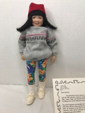 """Helen Kish & Company Andie 11"""" Doll Limited Edition"""