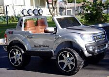 Licensed Ford Ranger Kids Ride on 12VT Electric Car/Ute