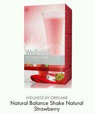 Oriflame Natural Balance Shake Natural Strawberry *New* + FREE Shaker *Sale*