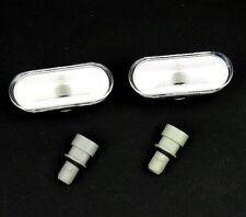 SKODA FELICIA & PICKUP 1996-2001 Number Plate Lights Lamps - PAIR OE: 6U0943021