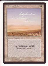 4x White Ward / Weißer Schutz (DEUTSCH LIMITIERT) FBB german beta