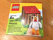 Lego 5004468 Chicken Suit Guy Easter Gift Promo Set Collectable Mini Figure