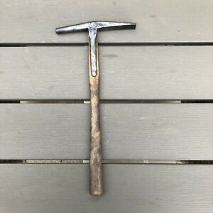 Vintage Strapped Pin Hammer Upholstery