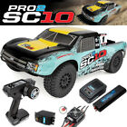 Associated 70020C PRO2 SC10 1/10 2WD Brushless Off-Road RTR Race Truck Combo