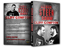 The Kevin Steen Show with Cliff Compton DVD, WWE ROH Wrestling 1859 Deuce Domino