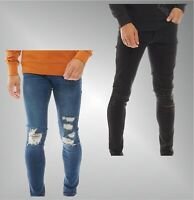 Mens Loyalty And Faith Distressed Detailing Slim Jeans Sizes Waist from 30 to 38