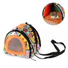 Small Pet Outside Bag Pet Hamster Carrier Bag Outgoing Travel Handbags Backpack