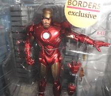 IRON MAN 2 movie FIGURE toy Exclusive ROBERT DOWNEY jr AVENGERS marvel MCU