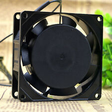 80*80*25mm DC 220V /PC/CPU Silent Cooling Case Fan Kühlkörper Gehäuselüfter NEU