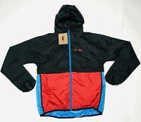 NEW Cotopaxi Teca Full-Zip Unisex Willoughby WL/MM HTF Limited Black/Red/Blue 🚭
