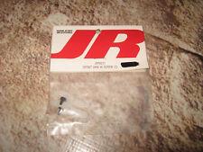 VINTAGE RC JR RACING OFFSET SERVO ARMS W/ SCREWS (2) JRPA211