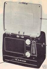 1948 GAROD 5D-4 RADIO SERVICE MANUAL SCHEMATIC REPAIR PHOTOFACT