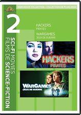 Hackers / WarGames (DVD)  NEW