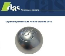 Lente Pomello Cambio  Alfa Romeo Giulietta calotta satinato gear knob