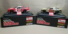 Jimmy Spencer #23 Racing Champions Team Winston 1:24 Diecast 1 of 2998 Set of 2